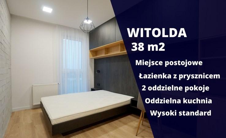 mieszkanie na wynajem - Rzeszów, Witolda